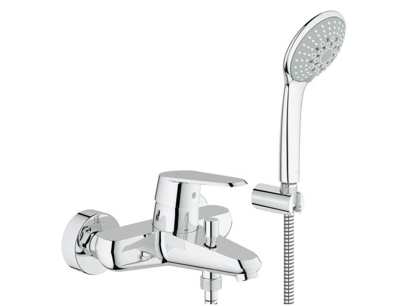 EURODISC COSMOPOLITAN | Bathtub mixer with hand shower By Grohe