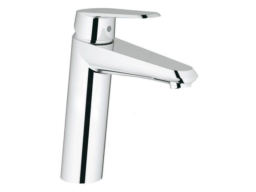 Countertop single handle washbasin mixer with flow limiter EURODISC COSMOPOLITAN SIZE M | Washbasin mixer without waste by Grohe