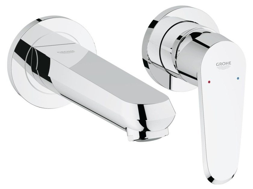 Wall-mounted single handle washbasin mixer EURODISC COSMOPOLITAN SIZE M | Washbasin mixer by Grohe