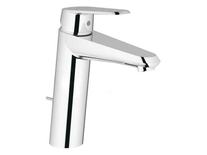 Countertop single handle washbasin mixer with flow limiter EURODISC COSMOPOLITAN SIZE M | Washbasin mixer with pop up waste by Grohe