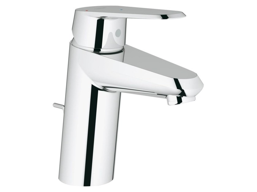 Countertop single handle washbasin mixer with flow limiter EURODISC COSMOPOLITAN SIZE S | Washbasin mixer with temperature limiter by Grohe