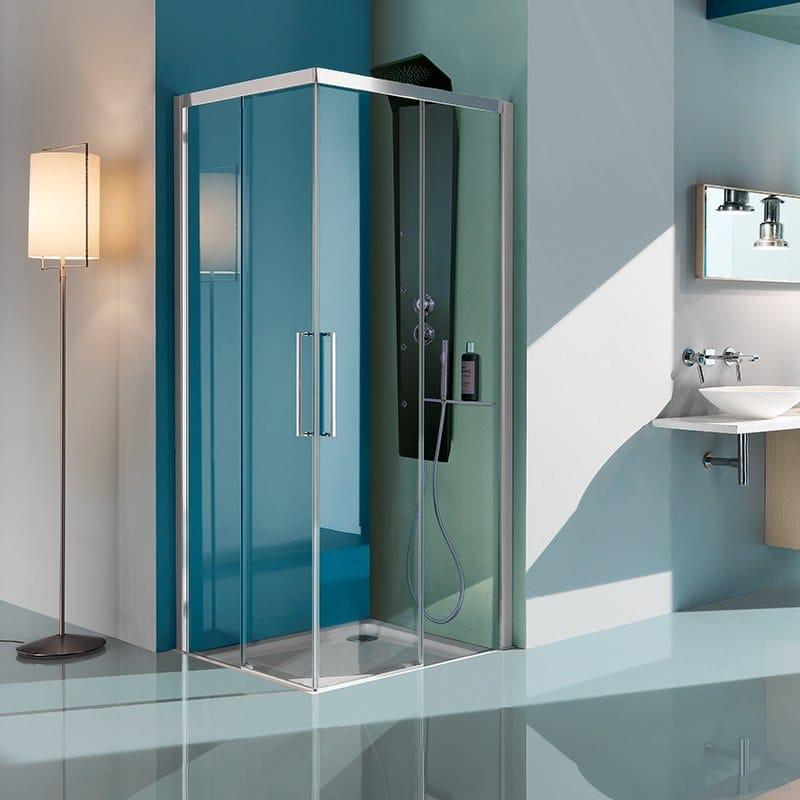 EUROPA SP | Box doccia con porta scorrevole