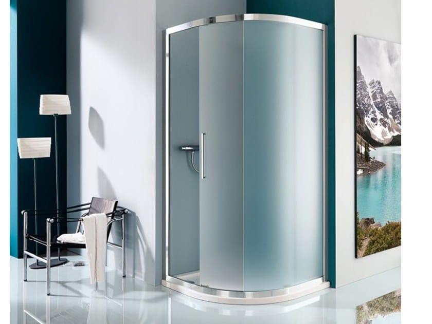 EUROPA | Box doccia semicircolare