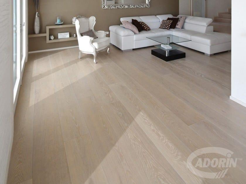 Oak parquet PIETRA | Oak flooring by CADORIN GROUP