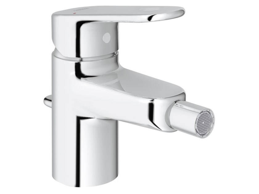 Countertop single handle bidet mixer with swivel spout EUROPLUS C | Bidet mixer by Grohe