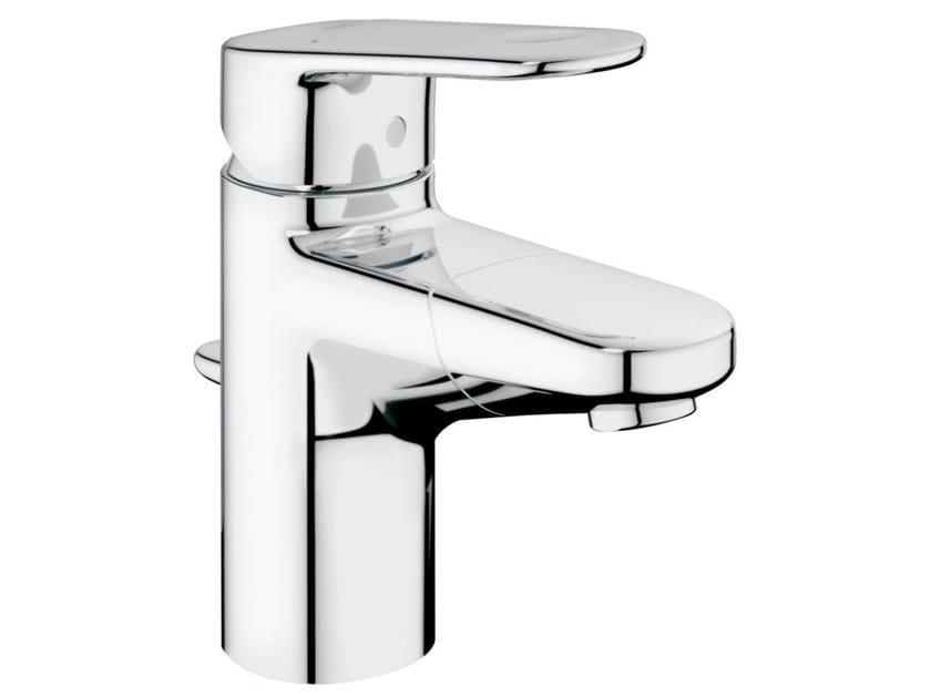 Rubinetto per lavabo da piano monocomando con limitatore di temperatura EUROPLUS C SIZE S | Rubinetto per lavabo con doccetta by Grohe