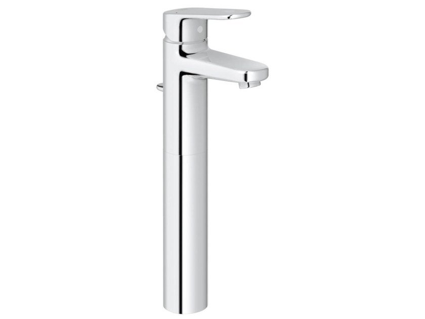 Countertop single handle washbasin mixer with temperature limiter EUROPLUS C SIZE XL | Washbasin mixer by Grohe