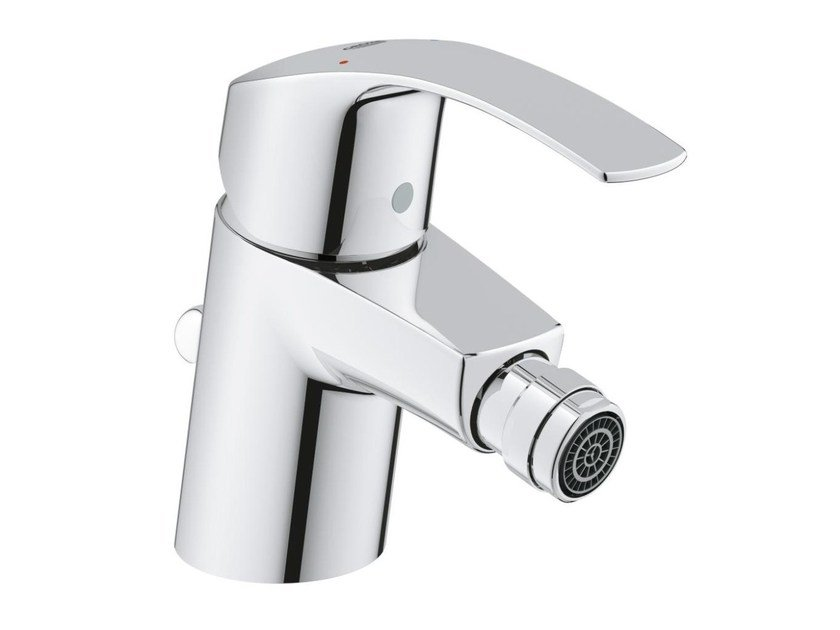 Countertop single handle bidet mixer with swivel spout EUROSMART | Bidet mixer by Grohe
