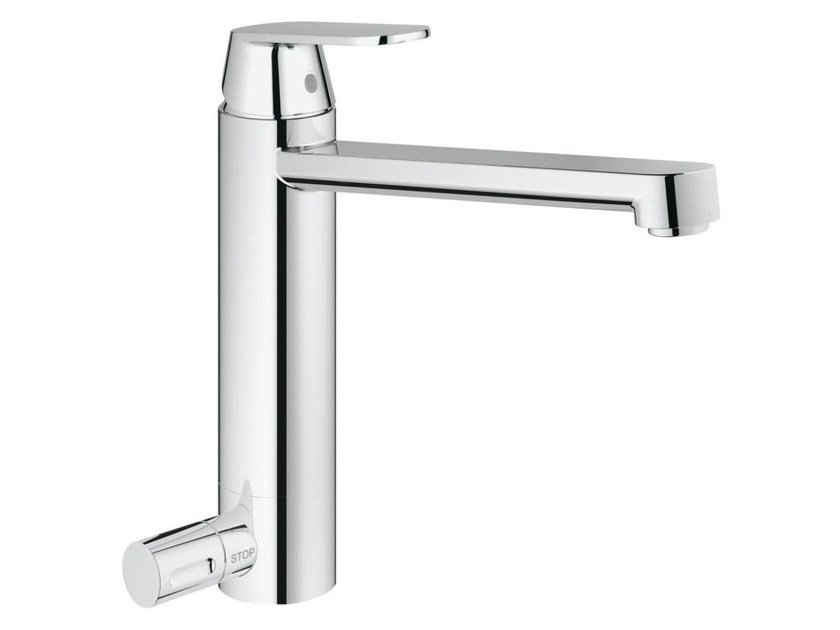 Countertop kitchen mixer tap with dishwasher connection EUROSMART COSMOPOLITAN | 1 hole kitchen mixer tap by Grohe