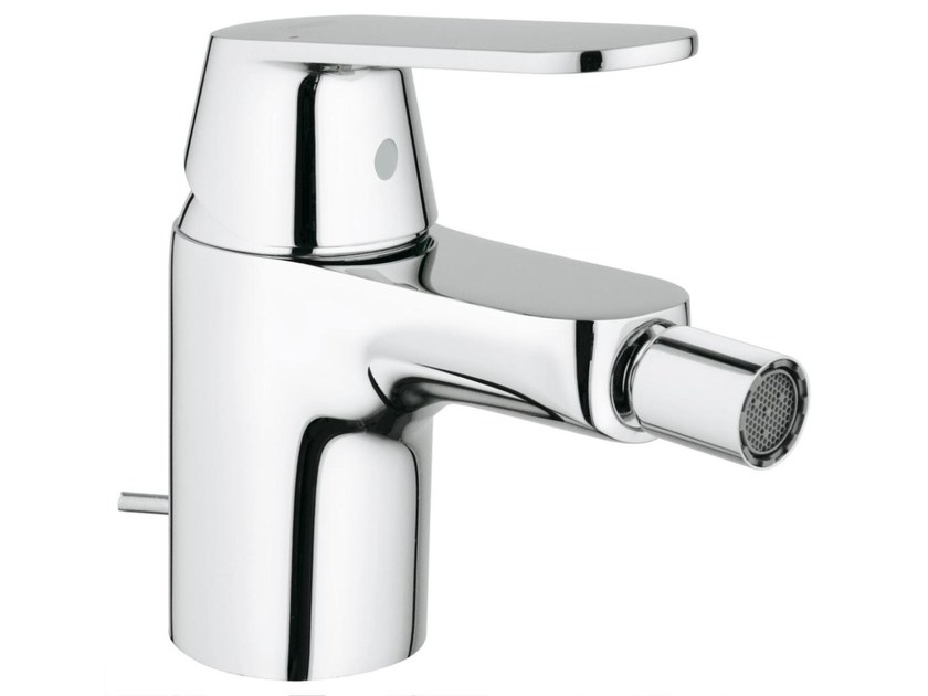 Countertop single handle bidet mixer with swivel spout EUROSMART COSMOPOLITAN | Bidet mixer by Grohe