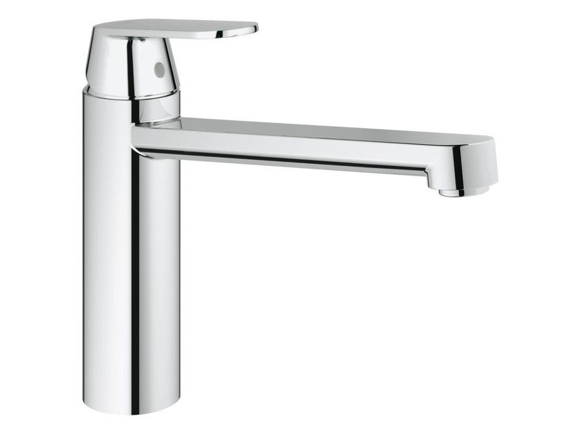 1 hole kitchen mixer tap with swivel spout EUROSMART COSMOPOLITAN | Countertop kitchen mixer tap by Grohe