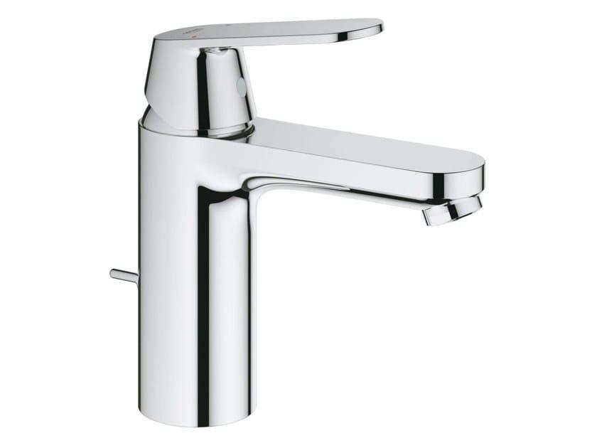 Countertop single handle washbasin mixer EUROSMART COSMOPOLITAN SIZE M | Washbasin mixer with pop up waste by Grohe