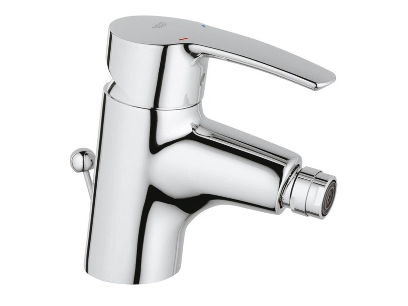 Countertop single handle bidet mixer with swivel spout EUROSTYLE | Bidet mixer by Grohe