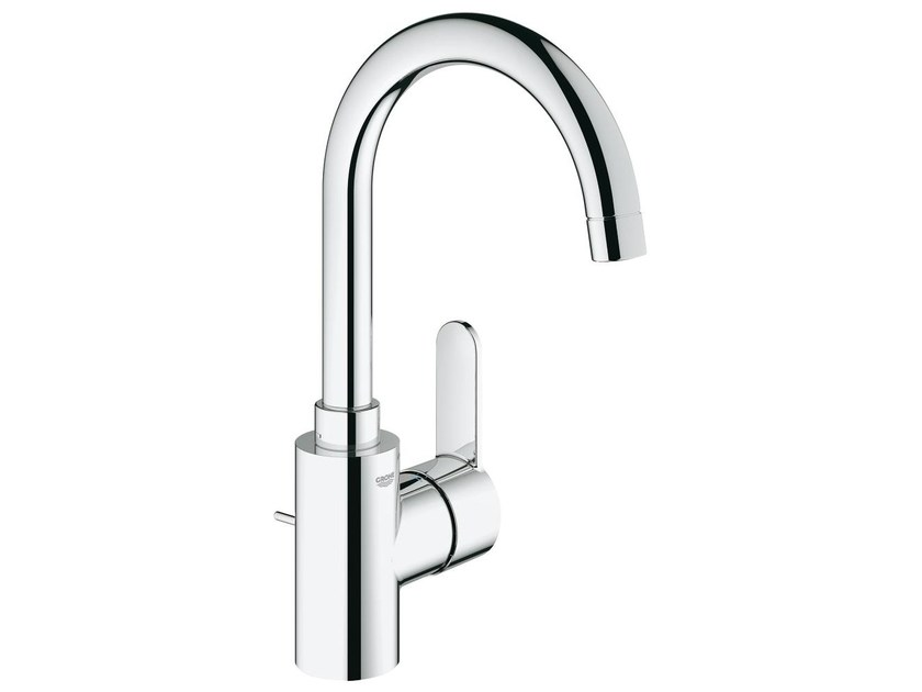 Countertop single handle washbasin mixer with adjustable spout EUROSTYLE COSMOPOLITAN SIZE L | Washbasin mixer by Grohe