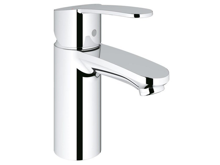 Countertop single handle washbasin mixer EUROSTYLE COSMOPOLITAN SIZE S | Washbasin mixer without waste by Grohe