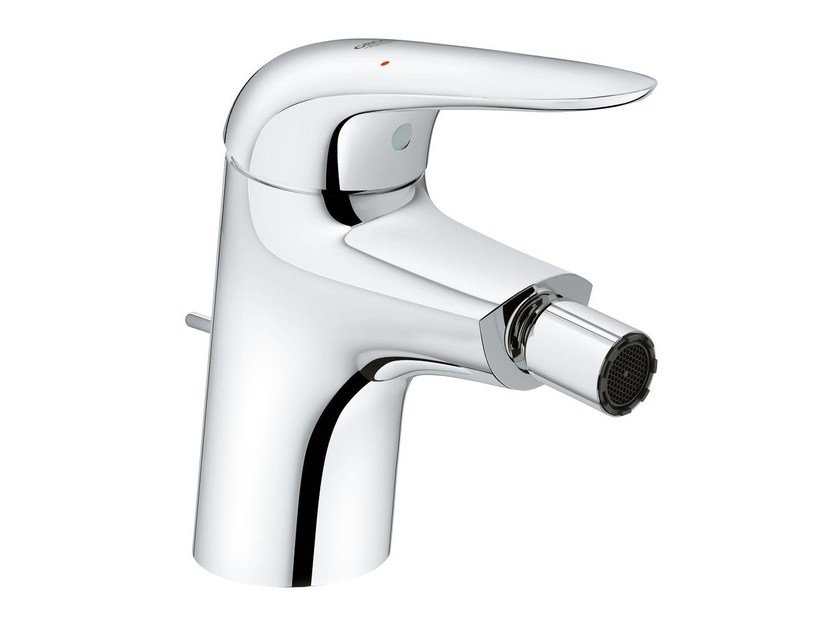 Countertop single handle bidet mixer with swivel spout EUROSTYLE NEW | Bidet mixer by Grohe