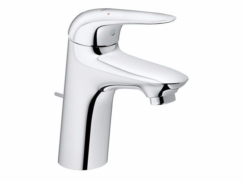Miscelatore per lavabo da piano monocomando EUROSTYLE NEW SIZE S | Miscelatore per lavabo con piletta by Grohe