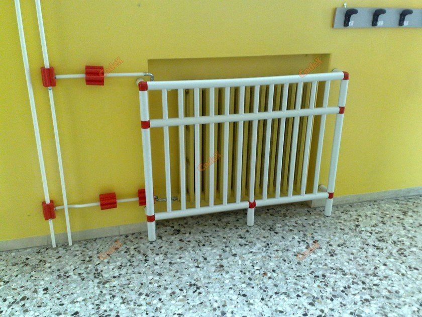 Safety cover for radiator EUROTERMO by Codex