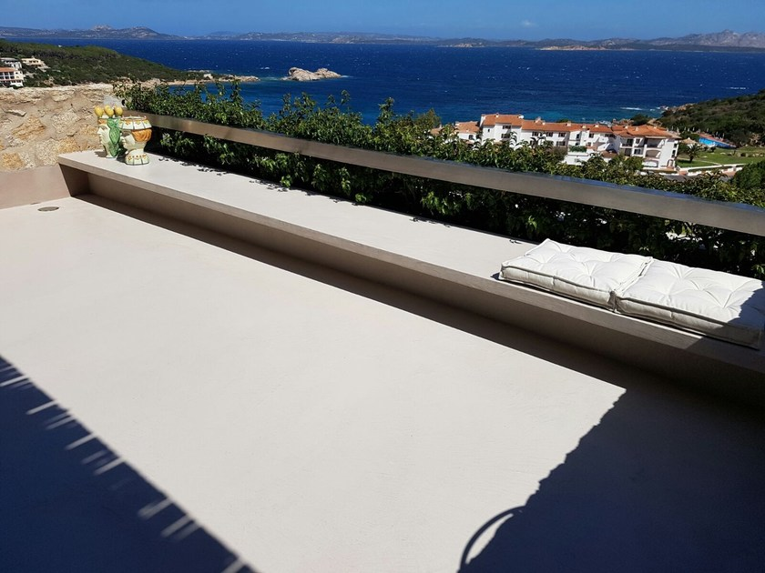 EUWORK LIVING Terrace Sardinia