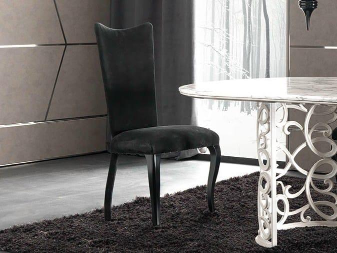 Nabuk chair EVA by CorteZari