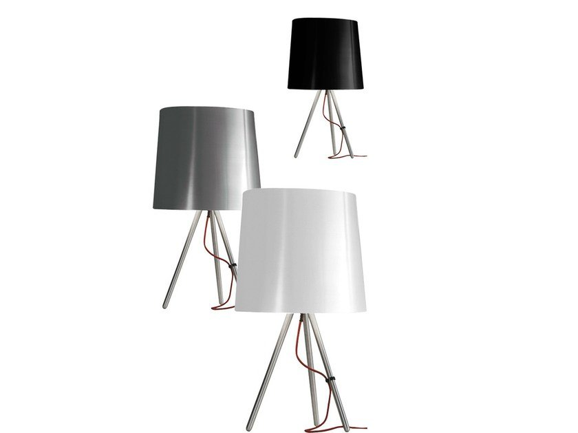 Indirect light table lamp EVA | Table lamp by Martinelli Luce