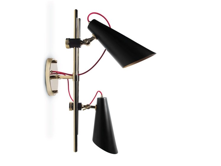 Adjustable wall lamp EVANS   Wall lamp by Delightfull