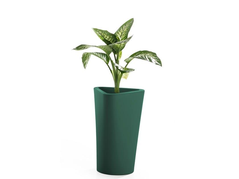 Vaso in polietilene EVE by B-LINE