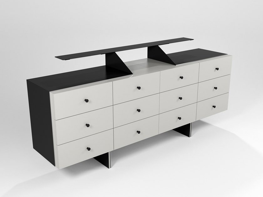 Plate chest of drawers EVEREST | Chest of drawers by Barel