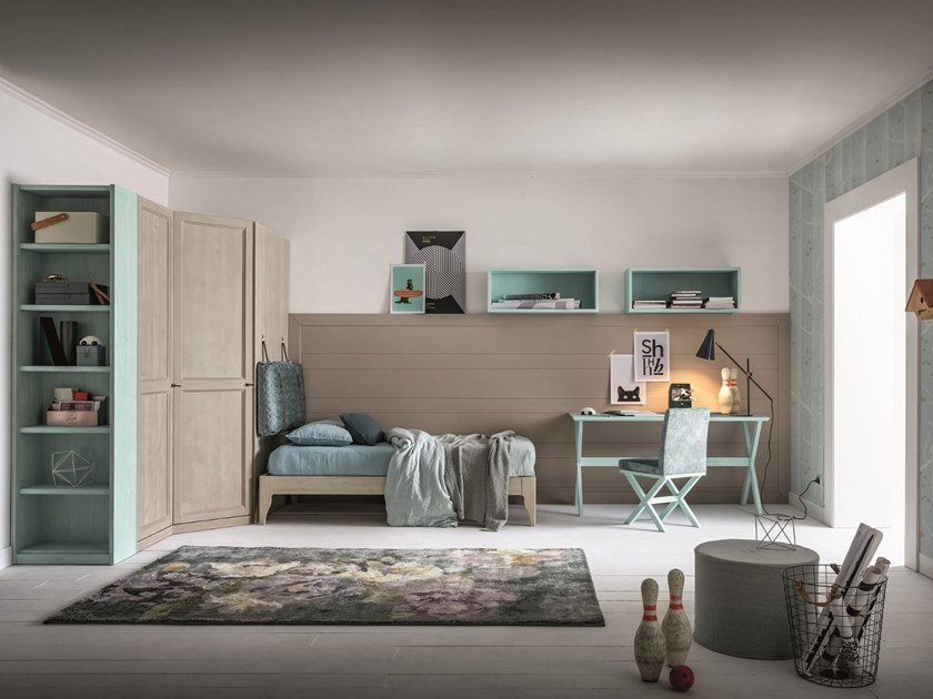 Bedroom set EVERY DAY ROOM 3 | Bedroom set by Callesella Arredamenti