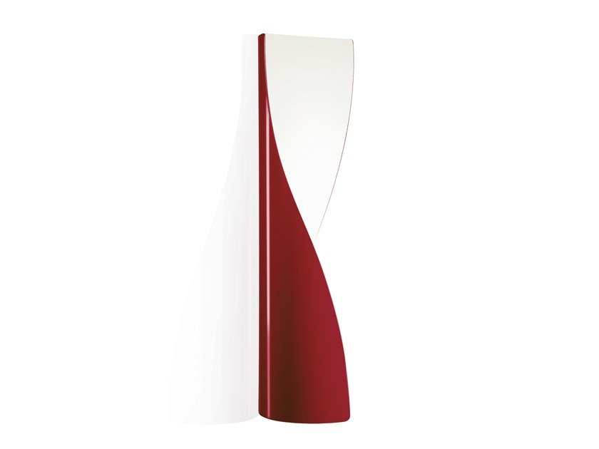 LED technopolymer and polyethylene wall lamp EVITA | Wall lamp by KUNDALINI