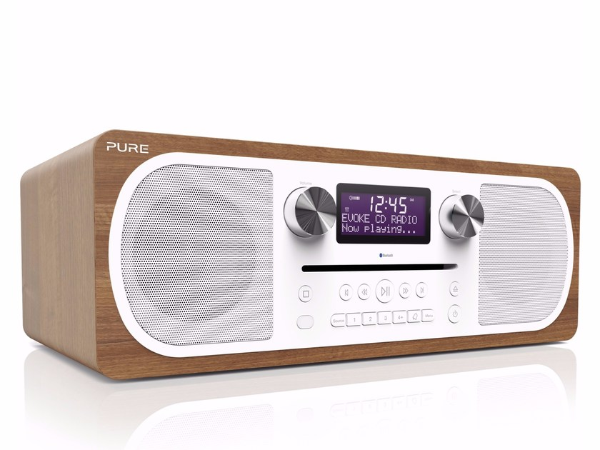 Bluetooth Radio with CD player EVOKE C-D6 by PURE