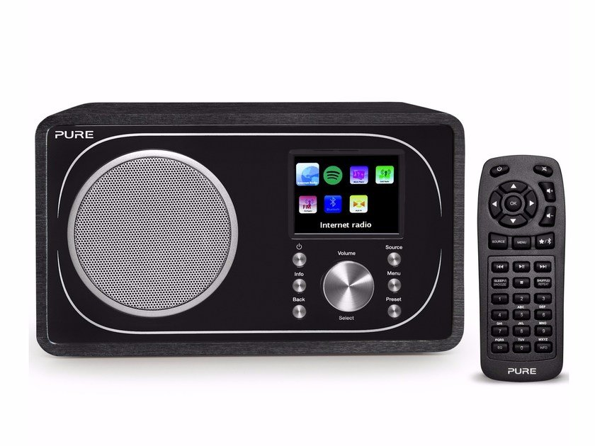 Bluetooth digital Radio EVOKE F3 by PURE