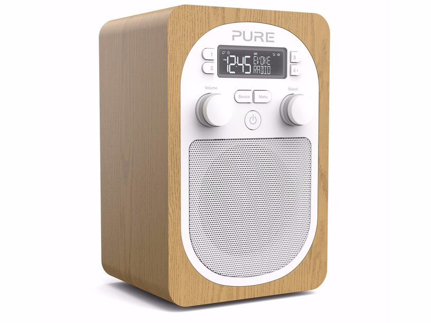 Digital Radio with rechargeable battery EVOKE H2 by PURE