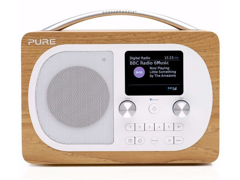 Digital Radio with rechargeable battery EVOKE H4 by PURE