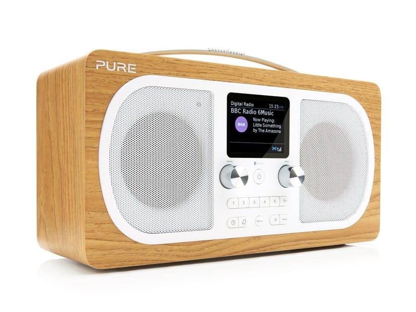 Bluetooth digital Radio EVOKE H6 by PURE