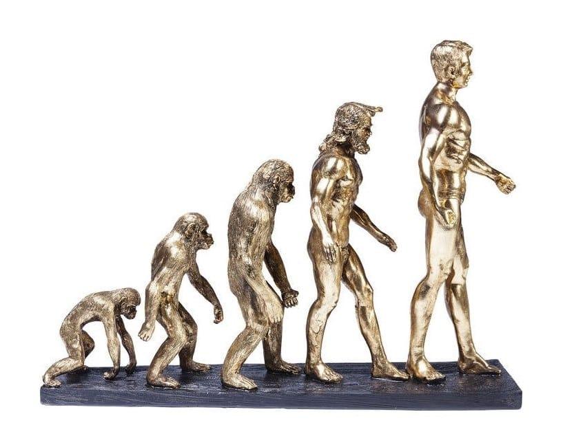 Resin decorative object EVOLUTION   Decorative object by KARE-DESIGN