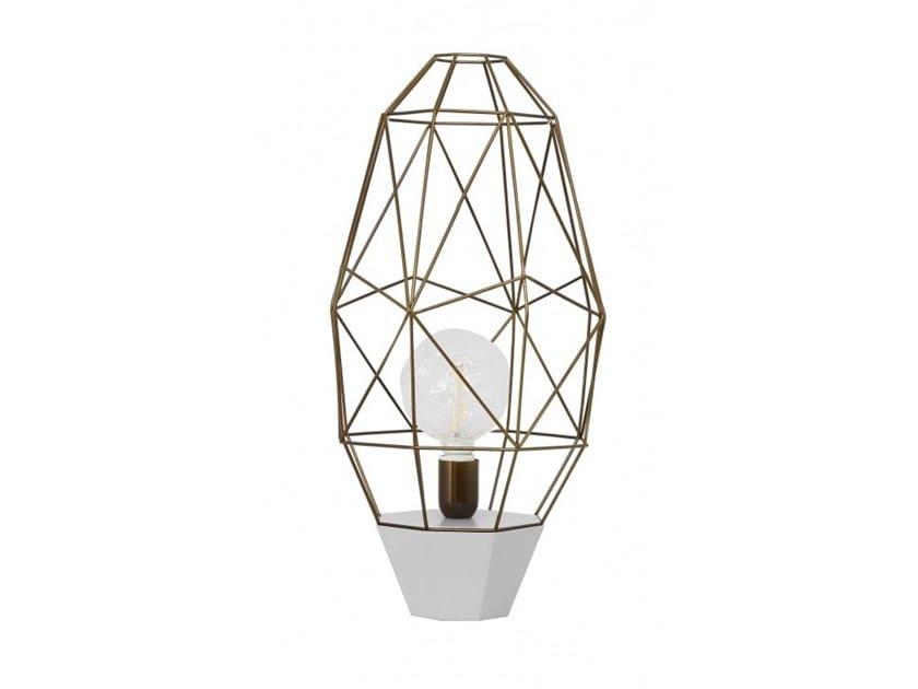 In Da Flamamp; Evolution Tavolo Metallo Lampada Luce lFcK1J
