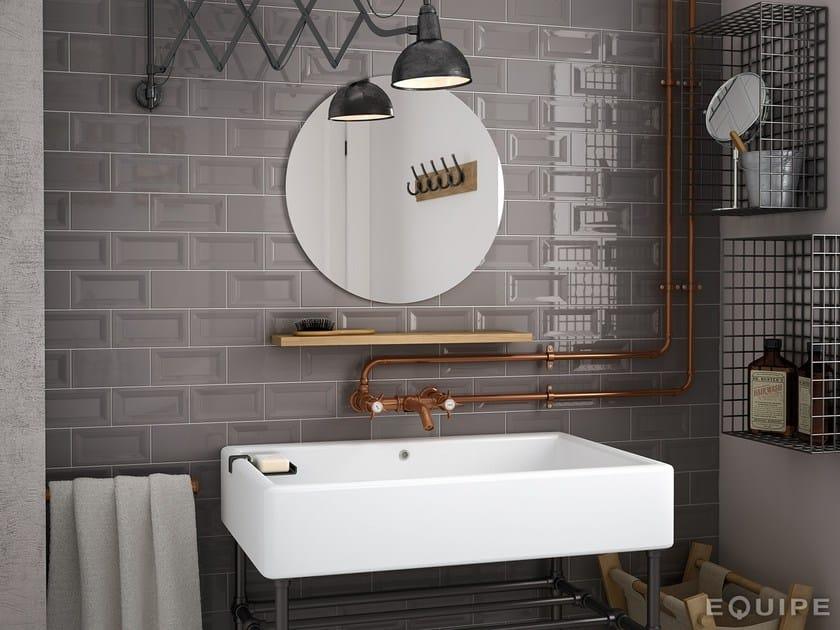 Indoor white-paste wall tiles EVOLUTION-INMETRO by EQUIPE CERAMICAS
