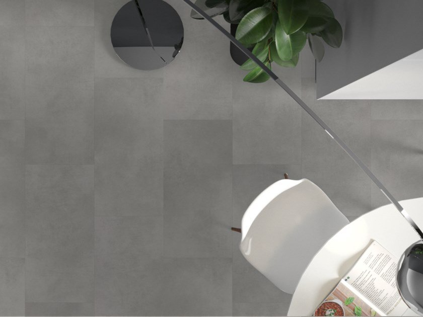 LVT SOLIDCORE flooring with stone effect EVOLUTION RIGIDO | Flooring with stone effect by Virag