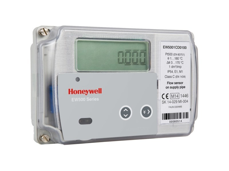 Integrated energy management for HVAC system EW500 by Honeywell