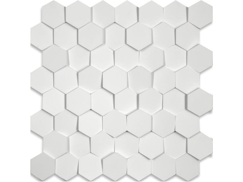 Pannello con effetti tridimensionali per interni/esterni EXAGO by Decor