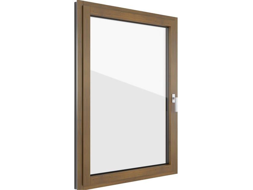 FIN-PROJECT STEP-LINE   Finestra in alluminio e legno