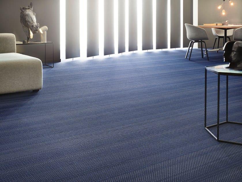Polyamide carpeting EXCLUSIVE 1025 by Vorwerk Teppichwerke