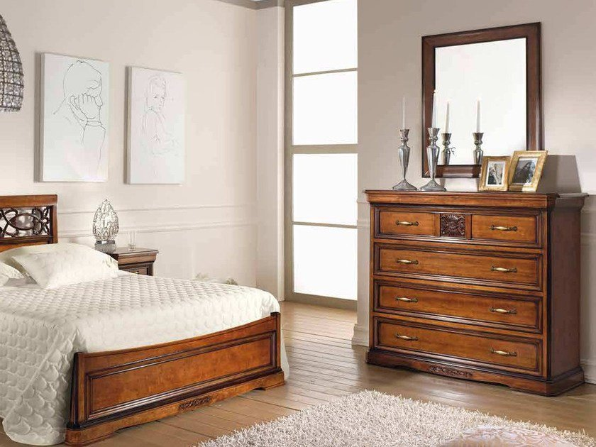 Solid wood chest of drawers EXCLUSIVE | Chest of drawers by Arvestyle