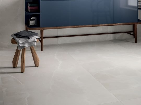 Laminated stoneware wall/floor tiles with marble effect EXEDRA - ONYX EXTRA by COTTO D'ESTE