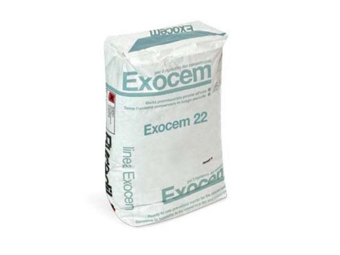 Cement EXOCEM 22 by RUREDIL