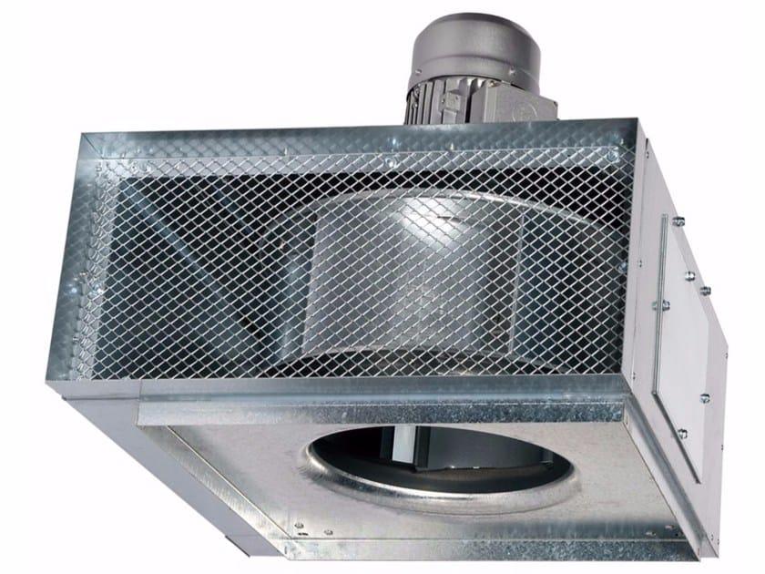 Mechanical ventilation hse EXONE F400 by ALDES