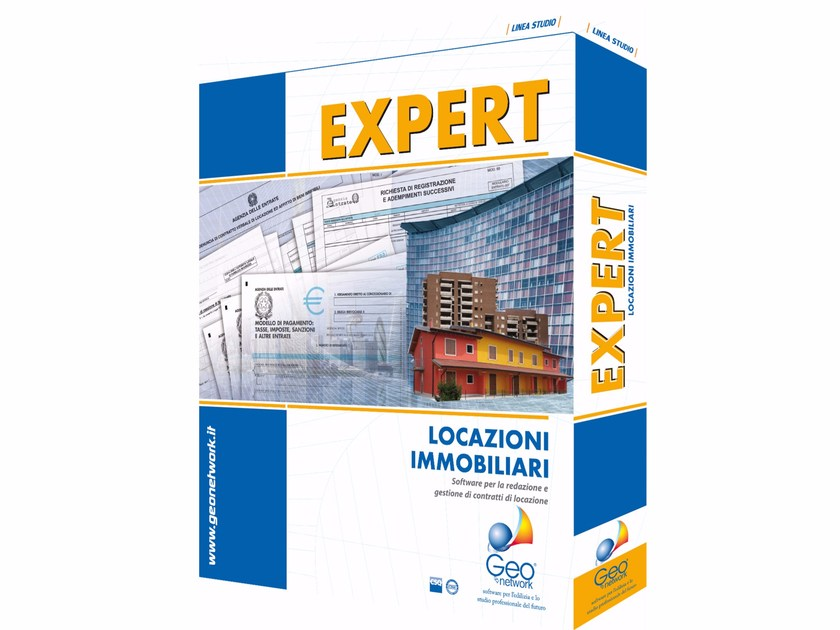 Property management, facilities management EXPERT LOCAZIONI IMMOBILIARI by GEO NETWORK