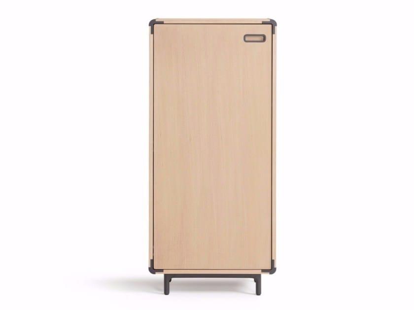 Wardrobe with 1 door EXTENS | Wardrobe with 1 door by Artifort