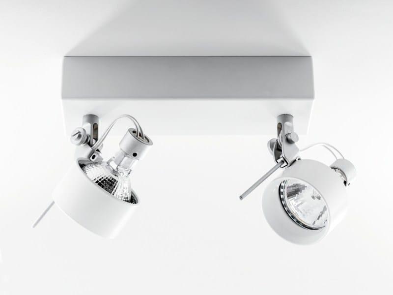 Multiple adjustable metal spotlight EXTENSOR FOCUS | Multiple spotlight by LUCIFERO'S